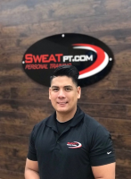 Sweat PT Manager Dave Navarro