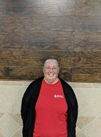 Play Area Attendant Debbie McCredie