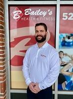 Manager Trainee Jeff Richardson