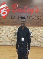 Fitness Consultant Keith Griffin