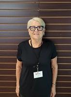 Cashier Linda Lanham