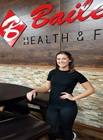 Fitness Consultant Taylor James