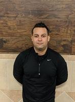 Sweat PT Manager Adam Castaneda