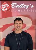 Fitness Consultant Chris Purvis