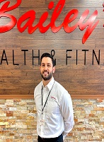 Fitness Consultant Cristian Knill