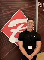 Fitness consultant Logan Guthrie