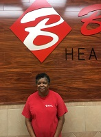 Play Area Attendant Renee Clark
