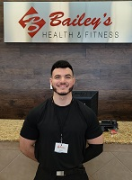 Fitness Consultant Ricky Torres