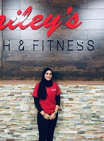 Fitness Consultant Shareen Toubaili