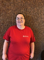 Play Area Attendant Tonya Holcomb
