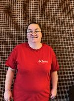 Play Area Attendant Tonya Holcomb