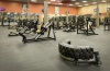Jacksonville Beach location gym floor 5