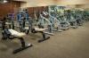 Jacksonville Beach location gym floor 9