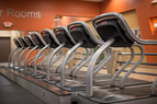 Mandarin Cardio Equipment View 2