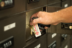 Mandarin Personal Key Lockers