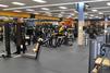 Orange Park Gym Floor view 1