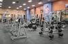 San Jose Gym Floor view 2
