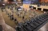 San Jose Gym Floor aerial view