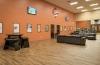 San Jose Member Lounge Area